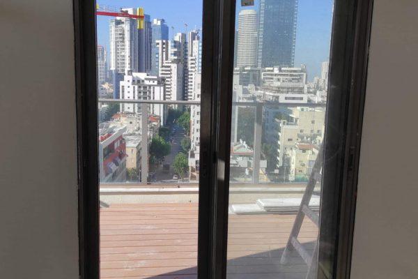 רשת לחלון הזזה